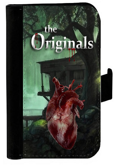 THE ORIGINALS (01) - LEATHER WALLET
