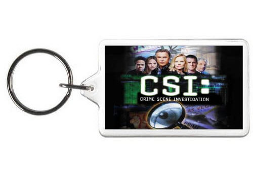 CSI KEY CHAIN