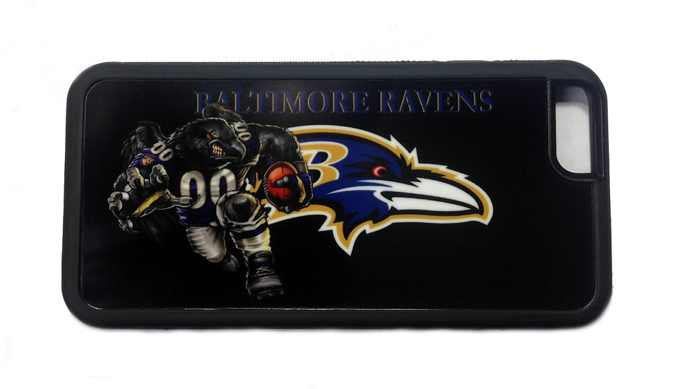 BALTIMORE RAVENS - RUBBER GRIP