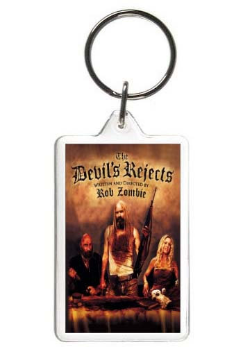 THE DEVILS REJECTS KEYCHAIN