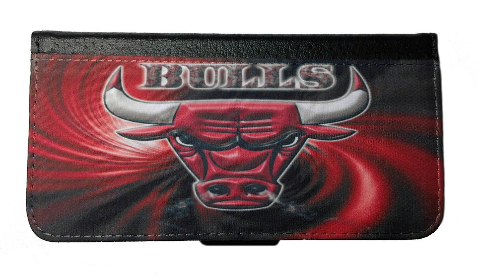 CHICAGO BULLS (nw) - LEATHER WALLET