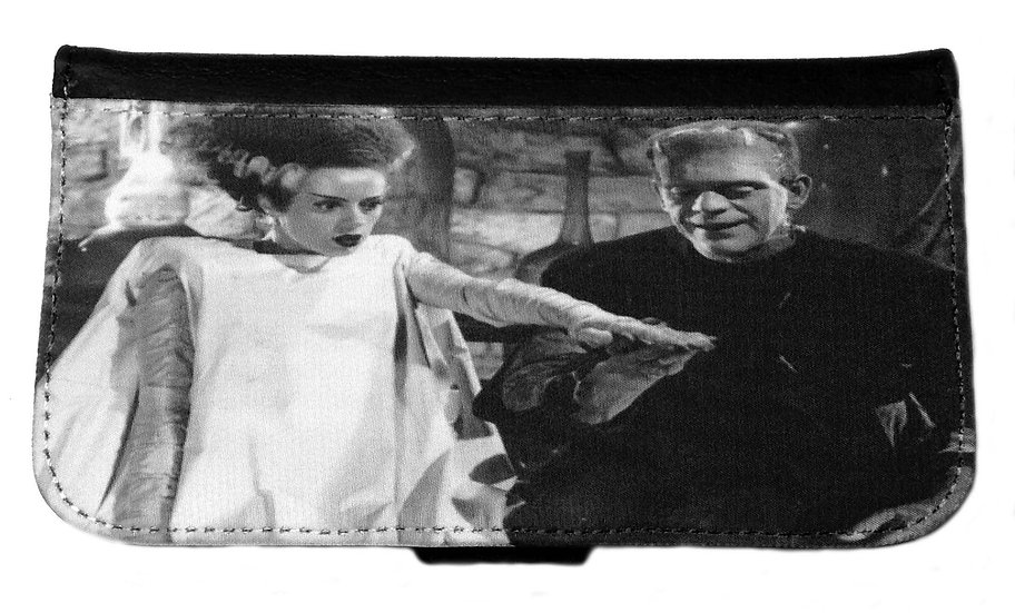 BRIDE OF FRANKENSTEIN - LEATHER WALLET