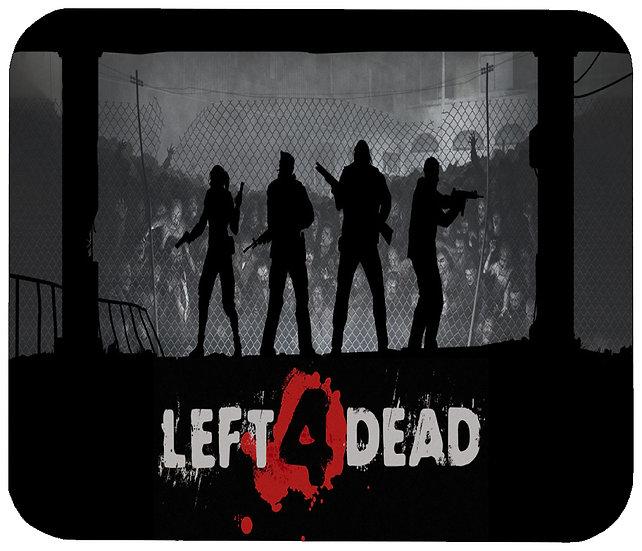 LEFT 4 DEAD MOUSE PAD - (FS)