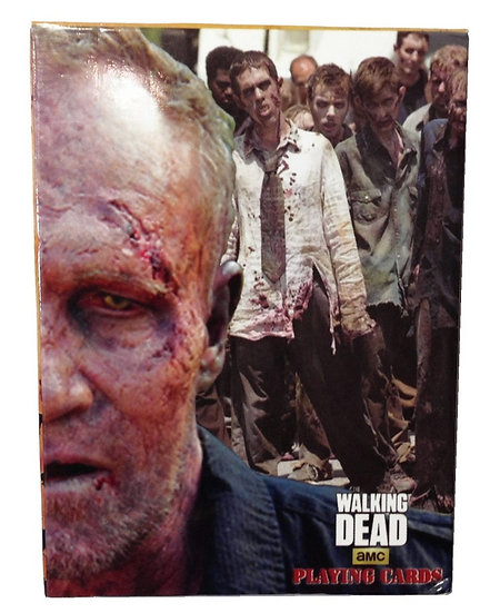 THE WALKING DEAD PLAYING CARDS (M)