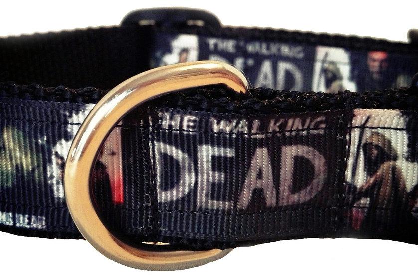 WALKING DEAD DOG COLLAR