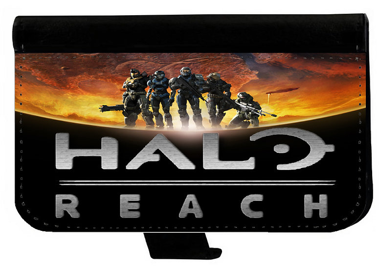 HALO REACH (02) - LEATHER WALLET