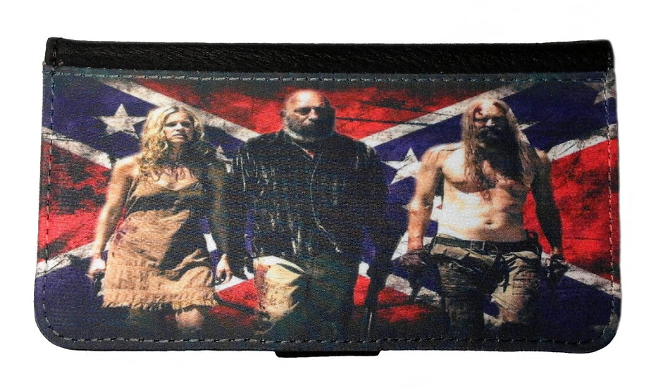 THE DEVILS REJECTS - LEATHER WALLET