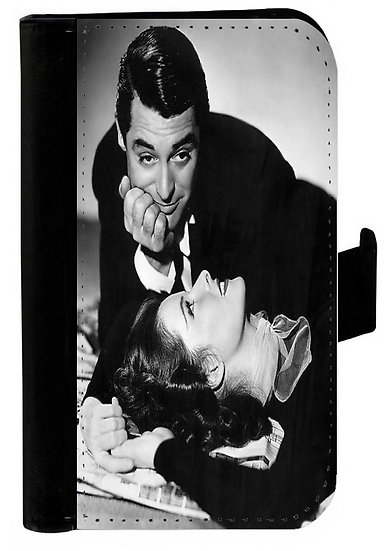 CARY GRANT PHONE CASE