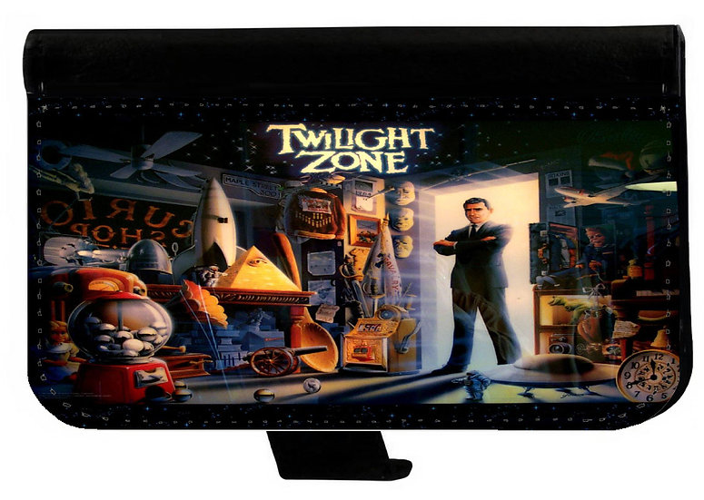 TWILIGHT ZONE (shop) - LEATHER WALLET