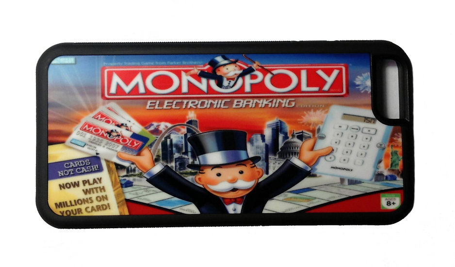 MONOPOLY - RUBBER GRIP