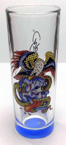 ED HARDY (SKULL & EAGLE-B) - TALL SHOOTER