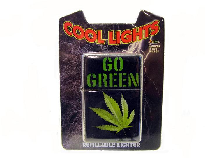 COOL LIGHTS (GO GREEN) LIGHTER