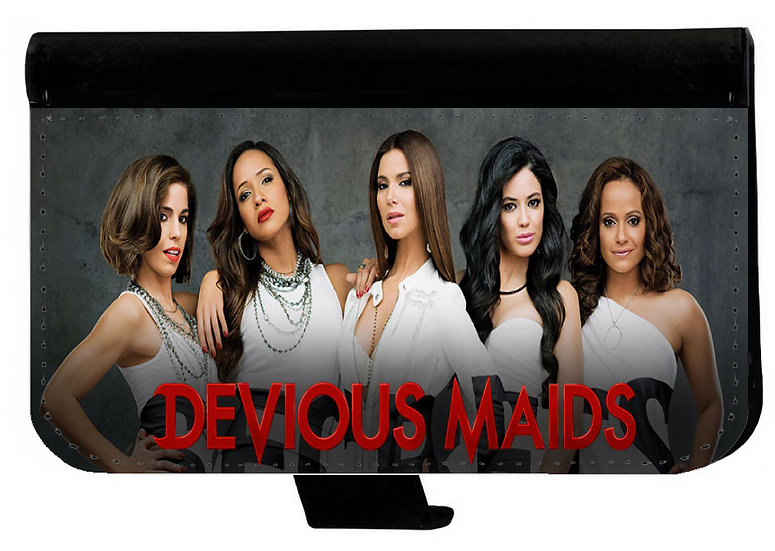 DEVIOUS MAIDS - LEATHER WALLET