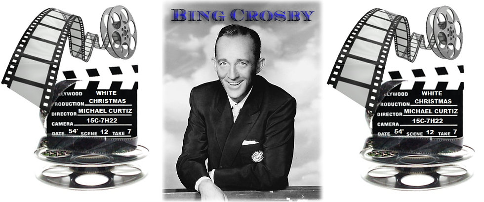 BING CROSBY CERAMIC MUG
