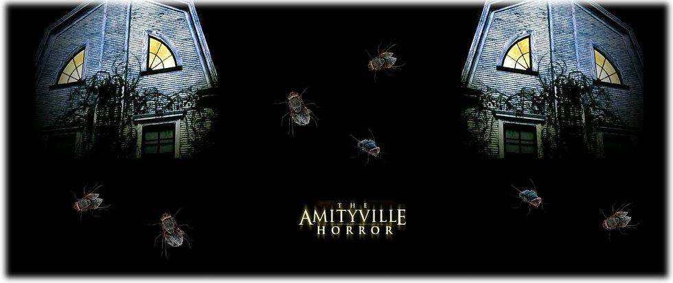 AMITYVILLE HORROR CERAMIC MUG