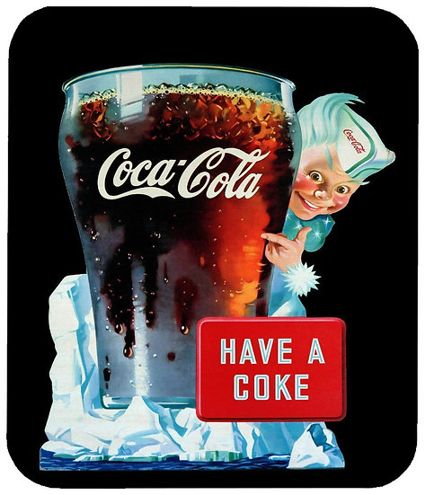 HAVE A COKE MOUSE PAD