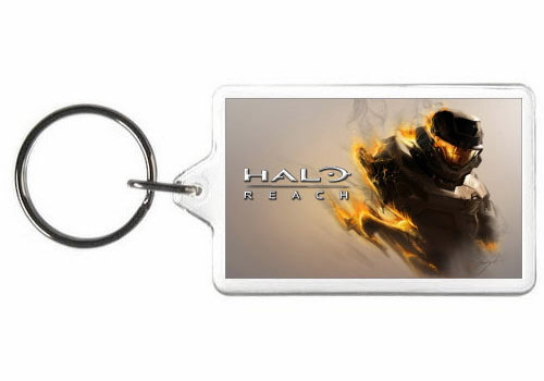 HALO REACH KEY CHAIN - (SHOU)