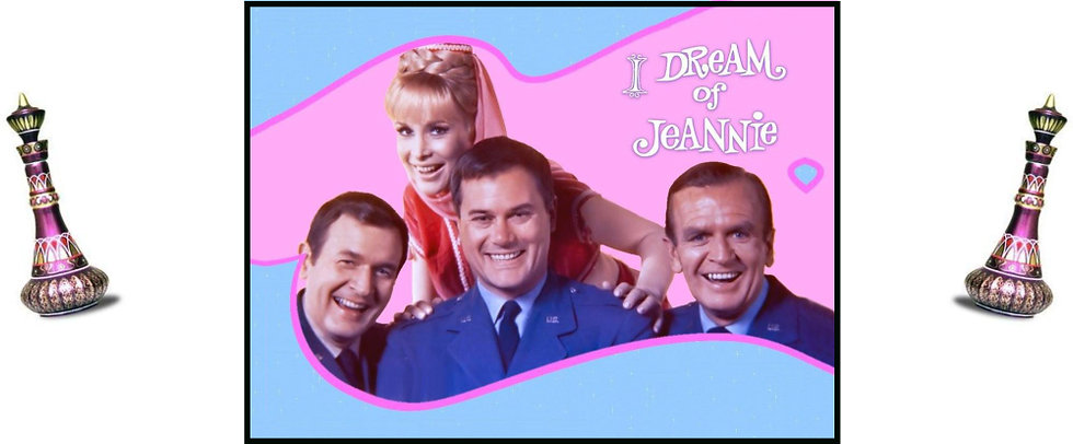 I DREAM OF JEANNIE CERAMIC MUG