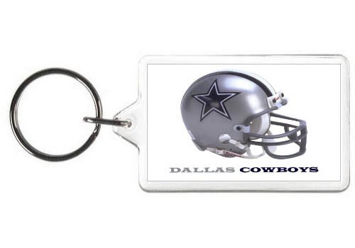 DALLAS COWBOYS KEY CHAIN - (HEL)