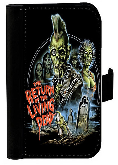 RETURN OF THE LIVING DEAD (02) - LEATHER WALLET
