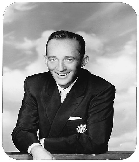 BING CROSBY MOUSE PAD