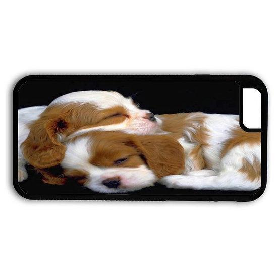 CUTE PUPPIES SLEEPING - RUBBER GRIP