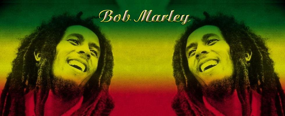 BOB MARLEY CERAMIC MUG