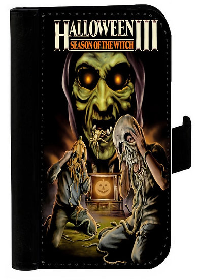 HALLOWEEN 3 (season of the witch) - LEATHER WALLET