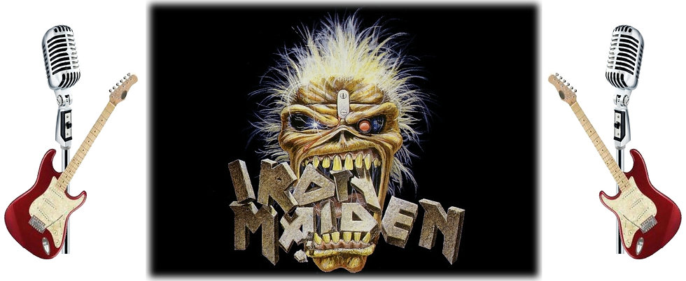 IRON MAIDEN CERAMIC MUG