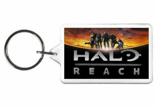 HALO REACH KEY CHAIN - (M)