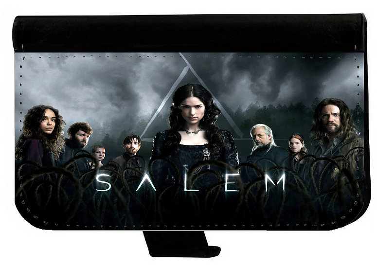 SALEM (01) - LEATHER WALLET