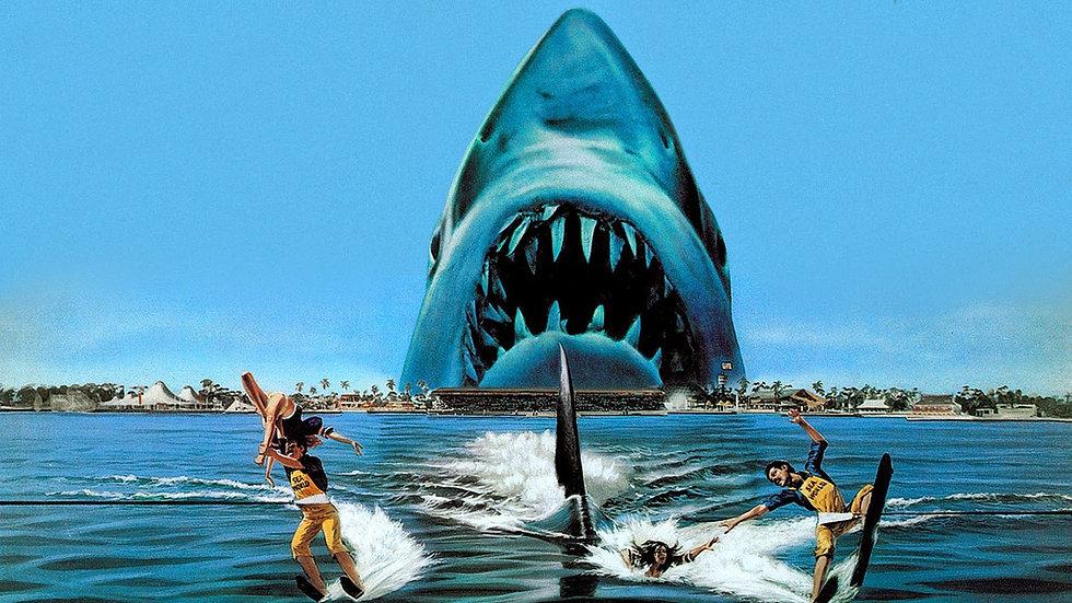 JAWS CERAMIC MUG