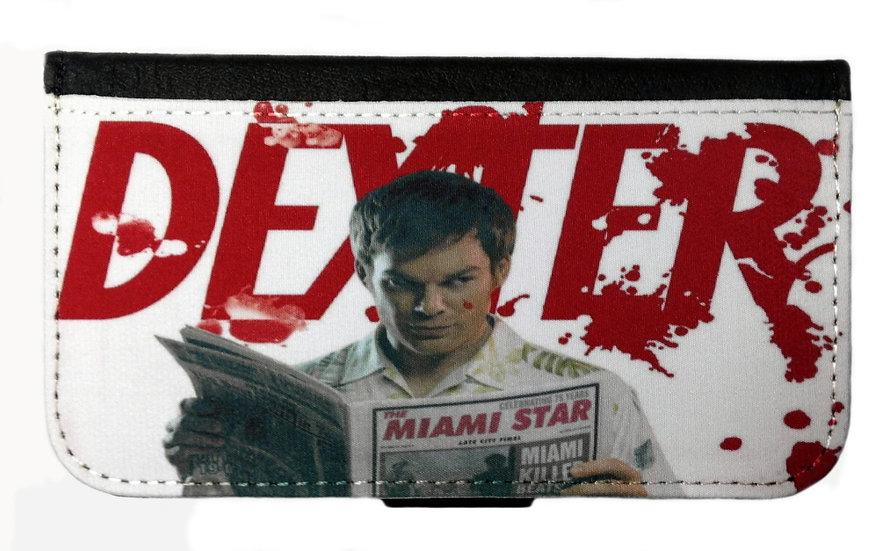 DEXTER (np) - LEATHER WALLET