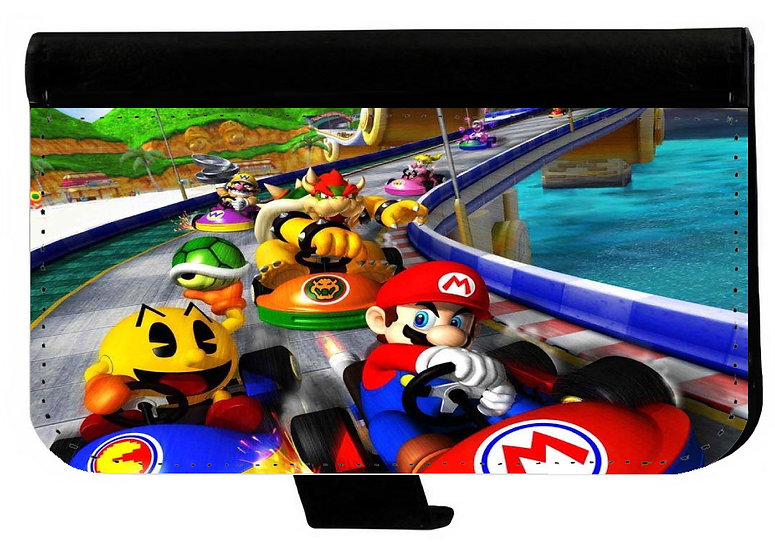 MARIO KART - LEATHER WALLET