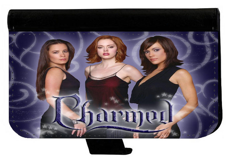 CHARMED (529) - LEATHER WALLET