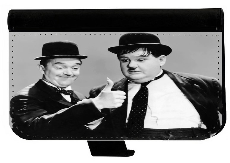 LAUREL AND HARDY PHONE CASE