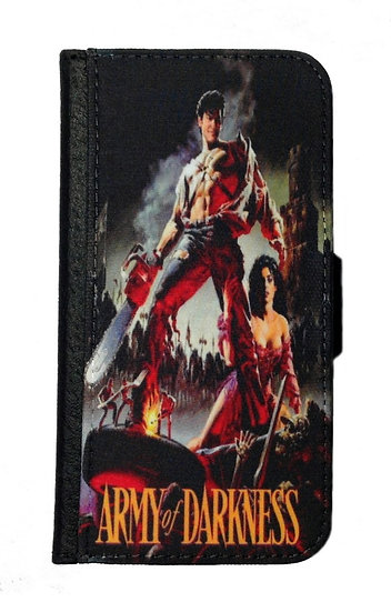 ARMY OF DARKNESS - LEATHER WALLET