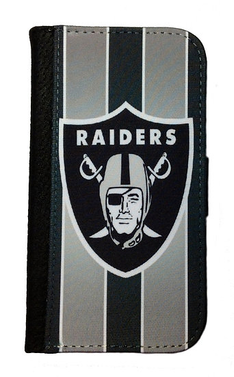 OAKLAND RAIDERS - LEATHER WALLET