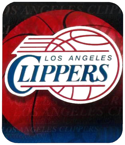 LOS ANGELES CLIPPERS MOUSE PAD