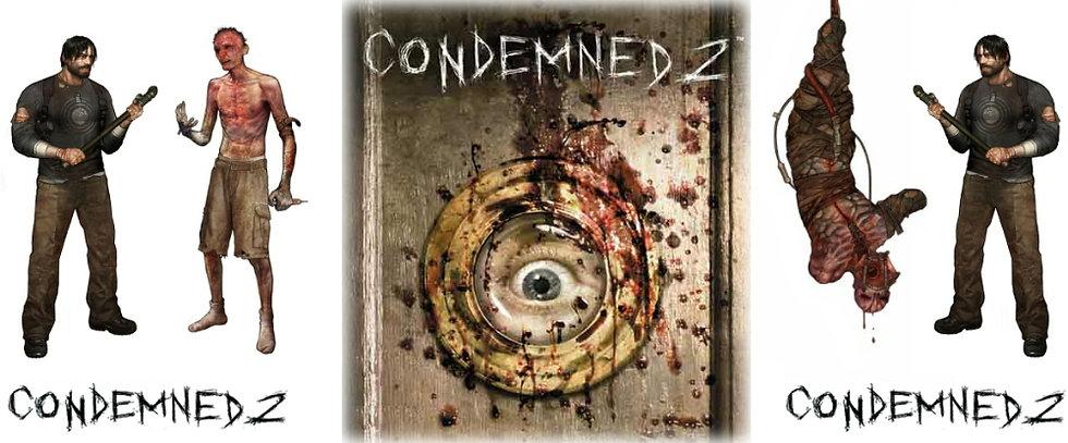 CONDEMNED 2 CERAMIC MUG