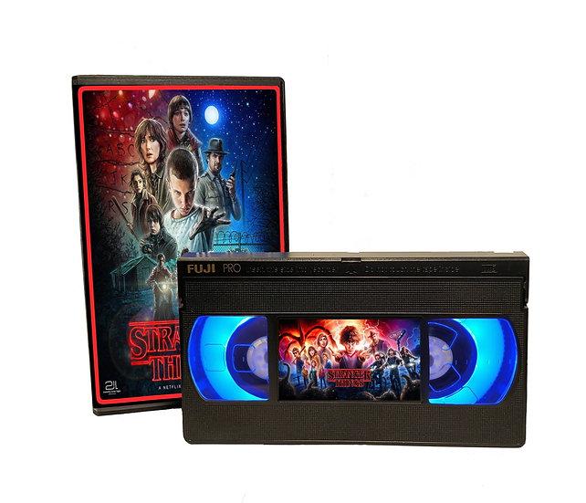 STRANGER THINGS VHS MOVIE NIGHT LIGHT