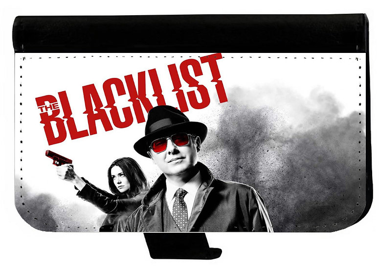 BLACKLIST (02) - LEATHER WALLET