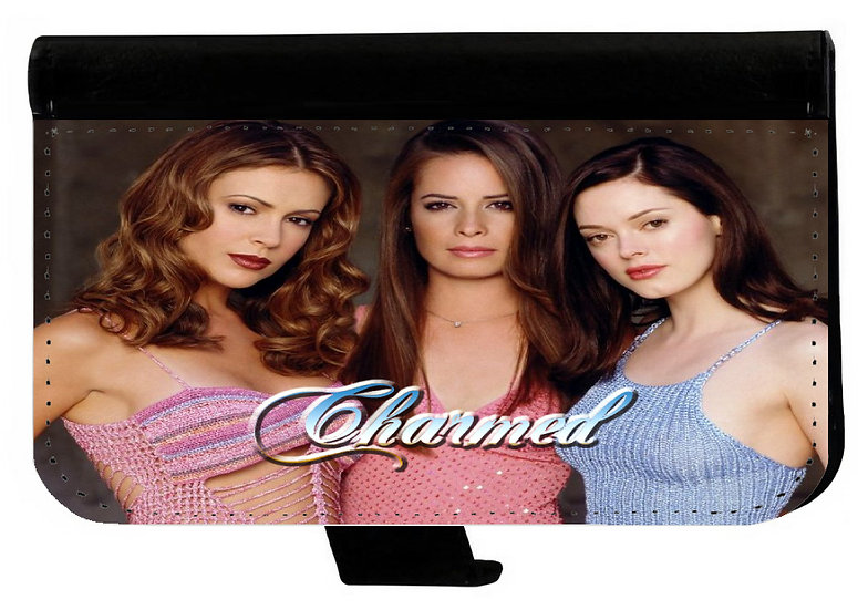 CHARMED (528) - LEATHER WALLET