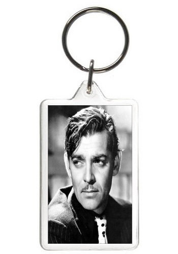 CLARK GABLE KEY CHAIN
