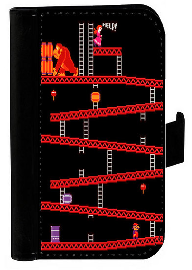 DONKEY KONG (gm) - LEATHER WALLET