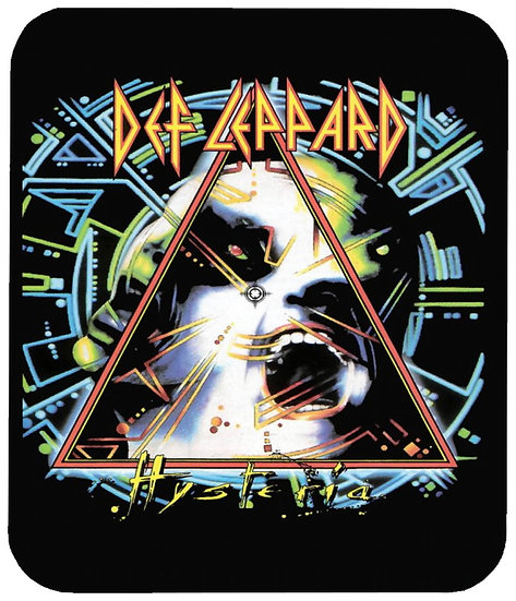 DEF LEPPARD MOUSE PAD