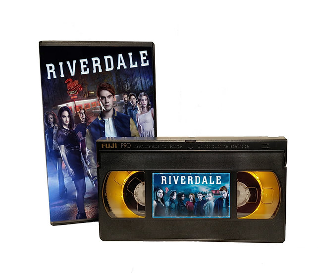 RIVERDALE VHS MOVIE NIGHT LIGHT
