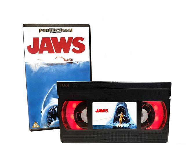 JAWS VHS MOVIE NIGHT LIGHT