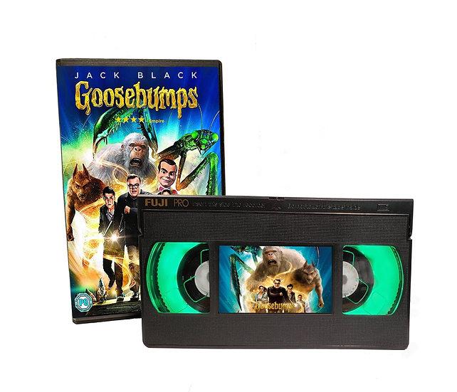 GOOSEBUMPS VHS MOVIE NIGHT LIGHT