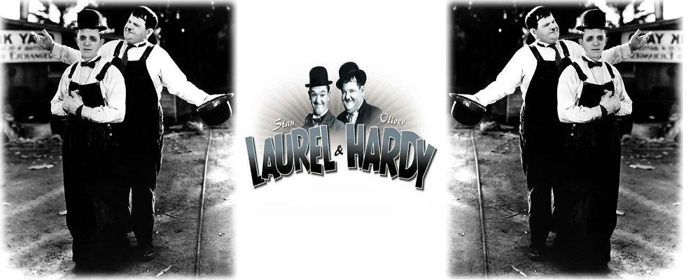 LAUREL ANAD HARDY (415) CERAMIC MUG